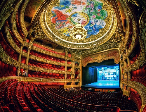 Picture - Opera Garnier Paris