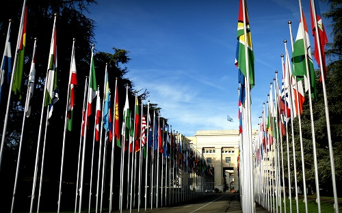 Picture - Palais des Nations Geneve